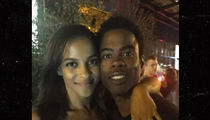 Chris Rock -- GF Flaunts Him and a Ring, But ... (PHOTO)