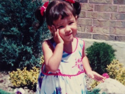 Guess Who This Posing Cutie Turned Into!