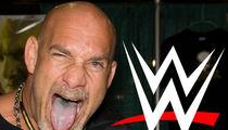 Bill Goldberg -- 'Wheels In Motion' For WWE Return (VIDEOS)