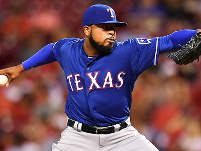 Texas Rangers Pitcher Jeremy Jeffress -- Arrested For DWI (UPDATE)
