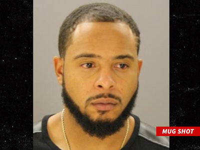 TX Rangers Pitcher -- Pees Himself During DWI Arrest ... Cops Say (MUG SHOT)
