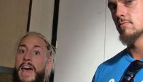 WWE Star Enzo -- I Body Slammed Victor Cruz ... In HS Football Game (VIDEO)