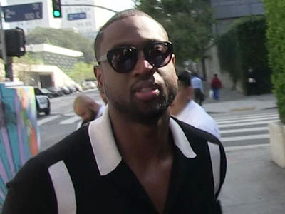 Dwyane Wade -- Cousin Shot & Killed Pushing Baby Stroller