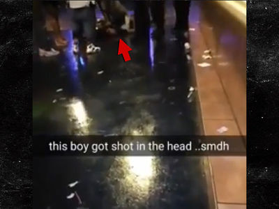 Jeezy -- Man Shot & Killed At Nightclub Event (VIDEO)