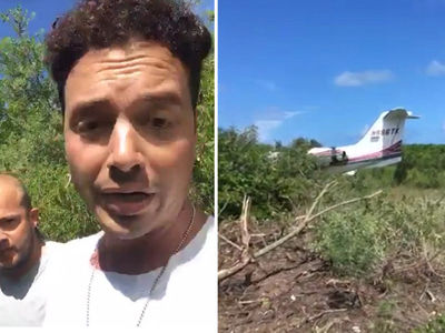 Reggaeton Star J Balvin -- Survives Plane Crash