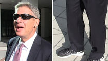 Libertarian Nom Gary Johnson -- No Yeezy's for Me