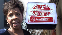 Gladys Knight -- I'm Not Chicken to Sue My Son