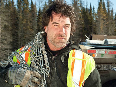 'Ice Road Truckers' Star Darrell Ward -- Dies in Plane Crash (PHOTO GALLERY)