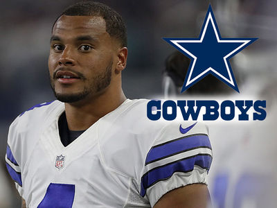 Dak Prescott's H.S. Coach -- No Romo? No Problem! ... He's Always Game Ready