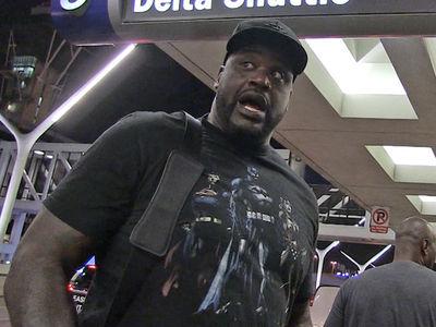 Shaq -- Both My Sons Will Make NBA ... Trust Me (VIDEO)