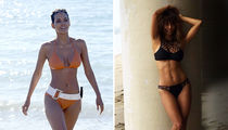 Halle Berry -- The Abs Have It ... Yes, STILL! (PHOTOS)
