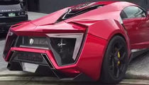 MLB's Hector Olivera -- Orders $3.5 Million Supercar ... 0 to 62 in 2.8 Seconds!! (VIDEO + PHOTOS)