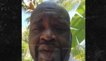 Detective Shaq -- David Beckham Wallet Caper ... Case Closed (VIDEO)