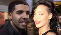 Drake and Rihanna -- If A Kiss Don't Confirm It ... A Tattoo Will (PHOTOS)