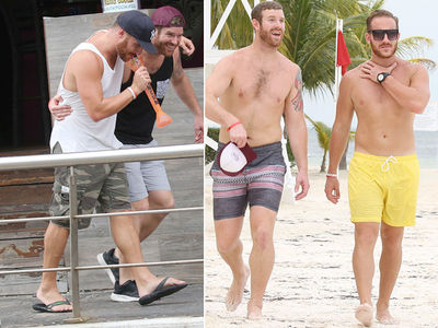 'Bachelorette' Stars -- Bros Before and After JoJo (PHOTO GALLERY)