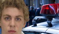 Brock Turner -- Cops on Alert for Possible Violence