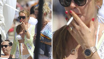 Lindsay Lohan -- Flashing New Ring ... and Possibly a New Man (PHOTO)