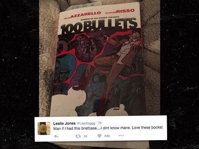 Leslie Jones -- 100 Bullets for the Bad Guys