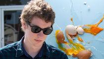 Brock Turner -- Parents' House Egged