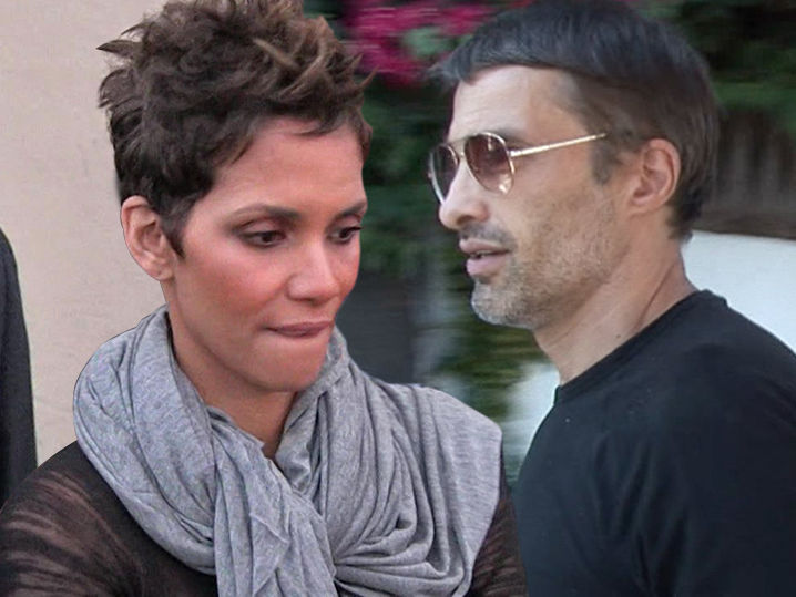 Halle Berry and Olivier Martinez's Divorce is Off For Now ... холли берри