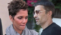 Halle Berry, Olivier Martinez -- Divorce Off ... For Now