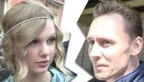 Taylor Swift, Tom Hiddleston -- Splitsville