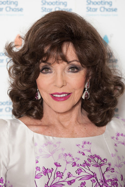 Joan Collins is now 83 years old.