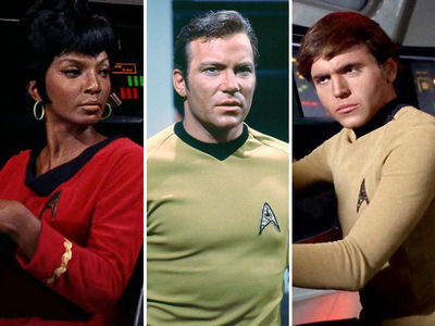 Cast Members in 'Star Trek: The Original Series': 'Memba Them?
