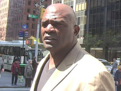 Lawrence Taylor -- Arrested For DUI ... Allegedly Hits Police Car