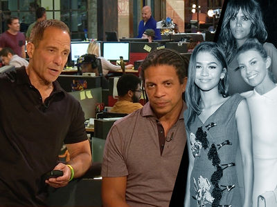 TMZ Live: Halle Berry: The Divorce Is Off!