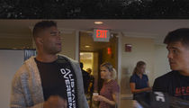 Alistair Overeem To Mickey Gall -- Kick CM Punk's Ass ... 'Send Him Back To WWE' (VIDEO)