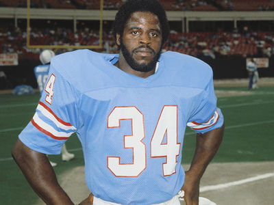 Oilers Running back Earl Campbell: 'Memba Him?!