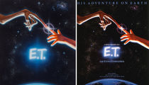'E.T.' -- Original Movie Poster Art Going for SIX Figures! (PHOTOS)