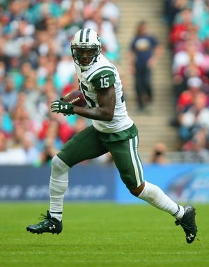 Brandon Marshall -- On the Field