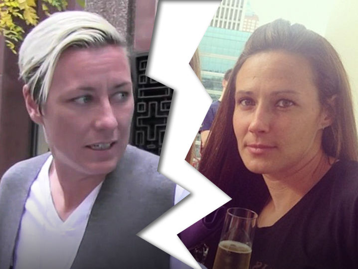 Abby Wambach U0026 39 S Divorcing Wife  Reveals Rx Abuse