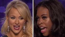 Miss America -- Contestants Answer Tough Political Questions ... Trump, Clinton, Immigration (VIDEO)