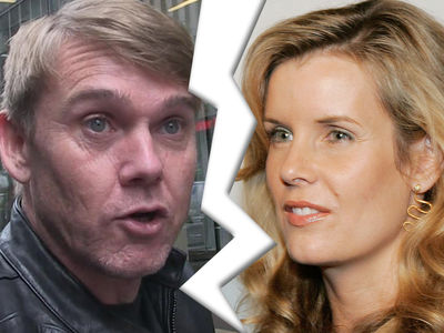 Ricky Schroder -- Wife Files for Divorce