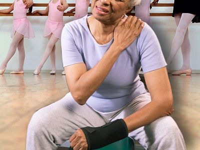 Ballet Bodies Sued -- Old Ladies Don't Bend Like Pretzels