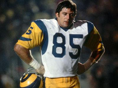 L.A. Rams Defensive End Jack Youngblood: 'Memba Him?!