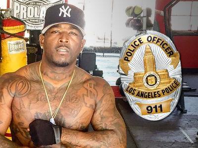 Kid Cali -- Arrest in Rapper's Murder