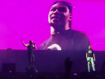 Drake -- Brings Out Kevin Durant at Concert ... 'He's My Brother' (VIDEO)
