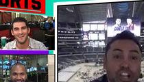 Oscar De La Hoya -- I Gut Punched George W. Bush ... For Real! (VIDEO)