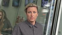 Abby Wambach -- Won't Say If Booze Fueled 2014 Wreck (VIDEO)