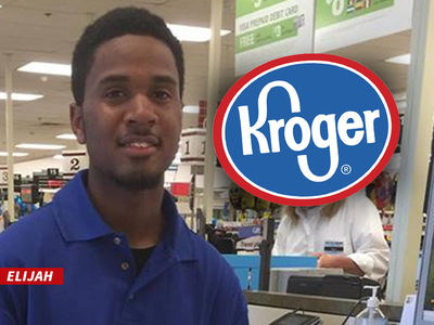 Kroger Supermarket -- Apologizes For Sending Employee Home ... For Wearing Kaepernick Jersey