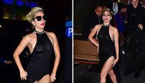Lady Gaga -- Whole Lotta Legs & Boobs ... Happy 90th Tony Bennett! (PHOTOS + VIDEO)