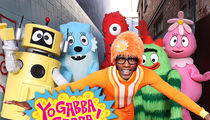 Yo Gabba Gabba -- Character Beaned Me With Bottle ... Claims Father