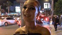Emily Ratajkowski -- Jimmy Kimmel's Mom Makes A Bad PB&J (VIDEO)