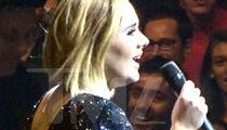 Adele -- Send My Love to Brangelina (VIDEO)