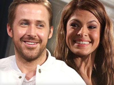 Ryan Gosling & Eva Mendes -- We're Not Married!!!
