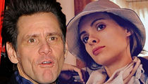 Jim Carrey -- Accused of Giving Ex-GF STDs ... Triggering Suicide
